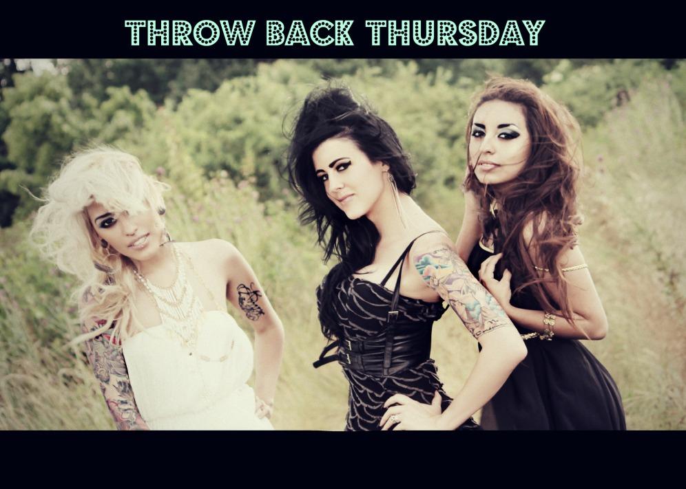 throw back thursday