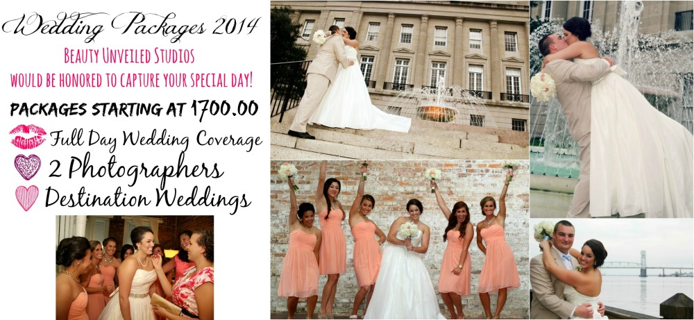 wedding packages official